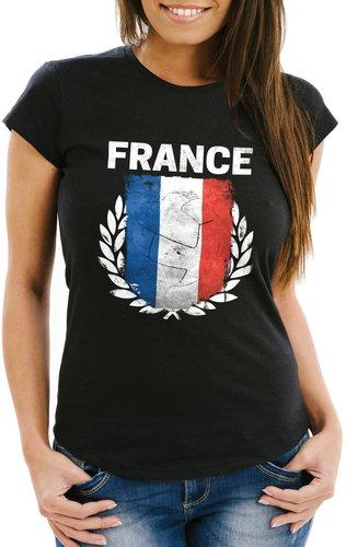 Frankreich Fanshirt EM 2016