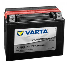 Varta LF 12 V 18 Ah YTX20-4 YTX20-BS
