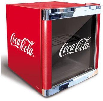 husky coca cola mini fridge preisvergleich ab 149 00. Black Bedroom Furniture Sets. Home Design Ideas