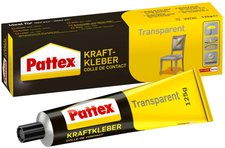 Pattex Kraftkleber Transparent 125g