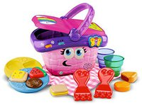 Leap Frog Shapes And Sharing Picknick Korb