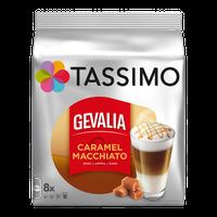 Tassimo Gevalia Caramel Latte Macchiato T-Disc (16 Stk., 8 Portionen)