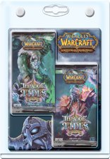 Upper Deck World of Warcraft - Thron der Gezeiten Booster