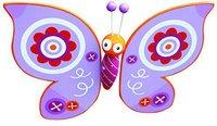 le Coin des enfants Mobile Schmetterlin Papillon