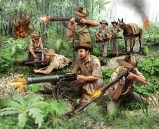 Revell Anzacs Infanterie WWII (02529)