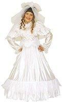 Widmann Braut Kostüm für Mädchen Michelle