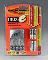 Ansmann maxE Speed-Set