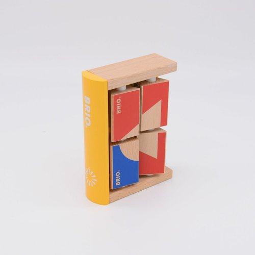 Brio Puzzle-Buch