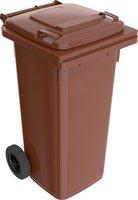 Sulo Mülltonne 120 Liter braun