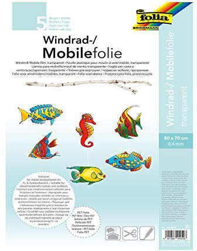 Folia Mobilefolie 50 x 70 cm 5 Bogen