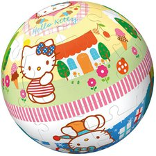 Ravensburger Hello Kitty - (Puzzleball, 11777, 40 Teile)