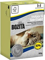 Bozita Bozita Feline Indoor & Sterilised (190 g)