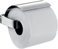 Emco Loft Papierhalter mit Deckel edelstahl