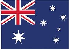 Australien Fahne div. Hersteller
