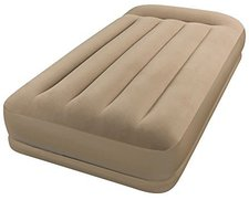 Intex Pools Pillow Rest Mid-Rise Bed