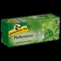 Goldmaennchen Tee Pfefferminze (25 Stk.)