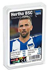 Hertha BSC Berlin Quartett