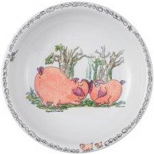 Seltmann Weiden Suppenteller Compact Piggeldy & Frederick