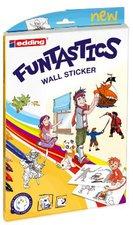 edding Funtastics Wall Sticker Piraten