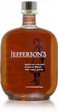 Jefferson's Bourbon Whiskey 0,7l 41,15%