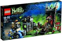 LEGO Monster Fighters Labor des verrückten Professors (9466)