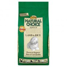 Nutro Choice Adult Lamm & Reis 12 kg