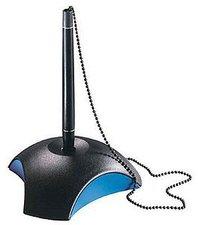 HAN Kugelschreiber-Ständer Delta (schwarz/blau)