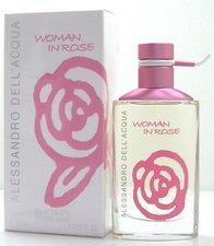 Alessandro Dell Acqua Woman In Rose Eau de Toilette