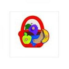 HaPe Educo Knopfpuzzle Früchte