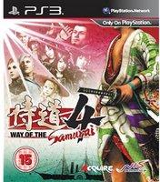 Way of the Samurai 4 (PS3)