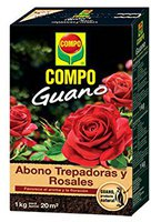 Compo NaturDünger für Rosen mit Guano 1kg