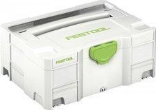 Festool Systainer Gr. 2 + Einlage DX93 Deltex (497670)