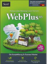 Avanquest Serif WebPlus X5 (Win) (DE)