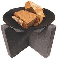 Esschert Feuerschale Granito 58 cm