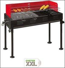 Mendler Barbecue-Holzkohlegrill 70 x 31 x 92 cm