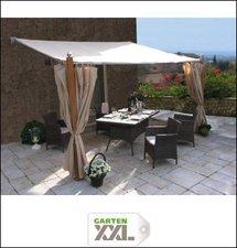 Grasekamp Ersatzdach für Anbaupergola