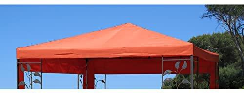 Grasekamp Ersatzdach für Pavillon Blätter 3 x 3 m