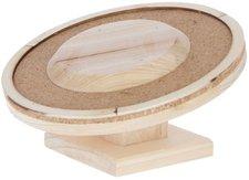 Kerbl 82882 Hamsterlaufteller aus Holz (ø 20 cm)
