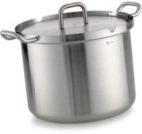 BK Cookware Suppentopf Q-Linair Masterglas 24 cm Edelstahldeckel