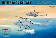 HobbyBoss Royal Navy Lynx HMA.8 Super Lynx (87238)