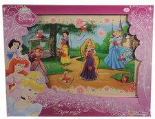 Eichhorn Disney Princess Figuren Puzzle (3340)