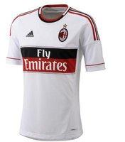 Adidas AC Mailand Away Trikot 2012/2013