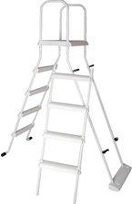 Summer Fun Hochbeckenleiter 2x4 Stufen mit Plattform
