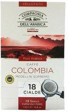 Compagnia dellarabica Espresso Kolumbien (18 Pads)