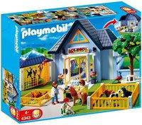 Playmobil 4343 Tierklinik mit Gehegen