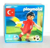 Playmobil 4724 Fußballspieler Türkei