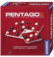 Kosmos 690328 Pentago - The mind twisting game