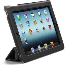 Dicota Leather Book Case für iPad 2 & 3