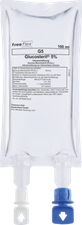 Fresenius Glucosteril 5% Freeflex Infus.-Btl. 50 x 100 ml