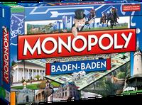 Winning Moves Monopoly Baden-Baden